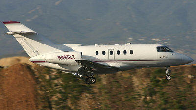 N485LT - Raytheon Hawker 800XP - Private