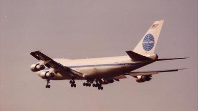 N652PA - Boeing 747-121 - Pan Am