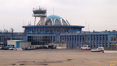 LRBS - Airport - Terminal