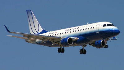 N642RW - Embraer 170-100SE - United Express (Chautauqua Airlines)