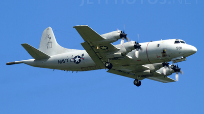 161591 - Lockheed P-3C Orion - United States - US Navy (USN)