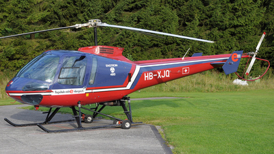 A picture of HBXJQ - Enstrom 480 - [5018] - © Ben King
