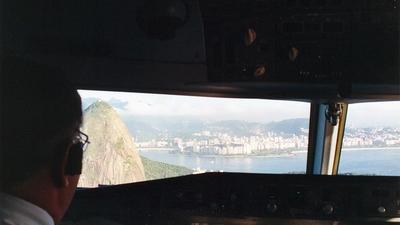 PT-MRO - Fokker 100 - TAM Linhas Aéreas