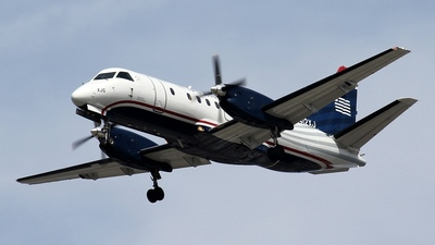 N412XJ - Saab 340B+ - US Airways Express (Mesaba Airlines)