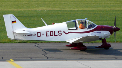D-EOLS - Robin DR300/108 - Private