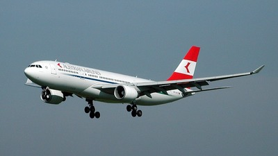 OE-LAP - Airbus A330-223 - Austrian Airlines