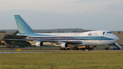 VP-BXC - Boeing 747-258B(SF) - Tesis Air Cargo
