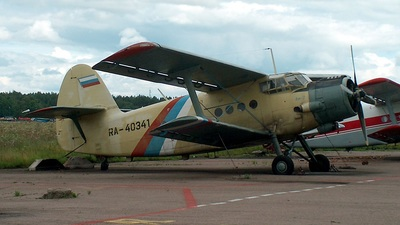 RA-40341 - Antonov An-2SKh - Private