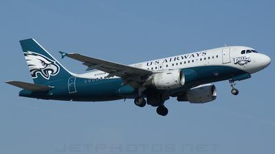 N709UW - Airbus A319-112 - US Airways