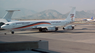 ST-AQW - Boeing 707-336C - Sudanese States Aviation