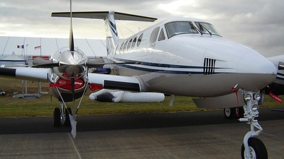 N6175U - Beechcraft 200 Super King Air - Raytheon Aircraft