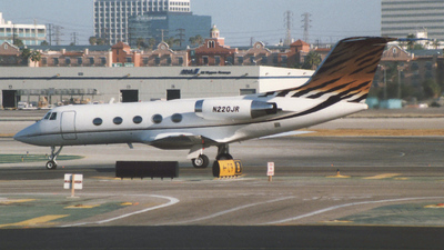 N220JR - Gulfstream G-II - Air Tiger