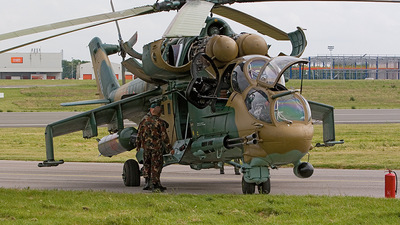 336 - Mil Mi-24 Hind - Hungary - Air Force