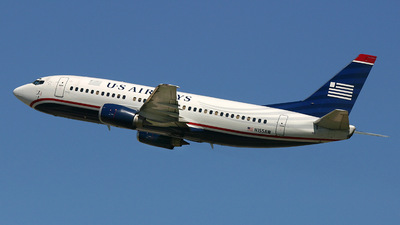 N155AW - Boeing 737-3G7 - US Airways (America West Airlines)