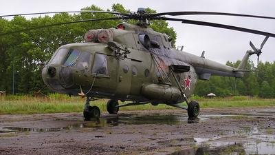 28 - Mil Mi-8 Hip H - Russia - Army