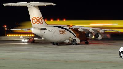 I-MSAA - British Aerospace BAe 146-200(QT) - TNT (Mistral Air)
