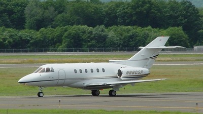 N880SP - Raytheon Hawker 800XP - Private