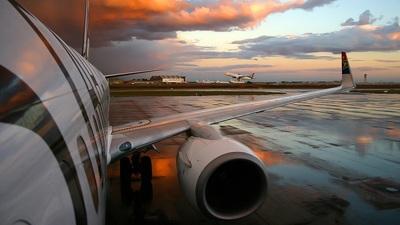 ZS-SJV - Boeing 737-844 - South African Airways