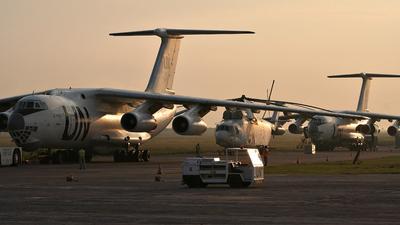 UR-UCO - Ilyushin IL-76TD - Ukrainian Cargo Airways (UCA)