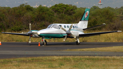 VH-NAX - Cessna 441 Conquest II - Network Aviation