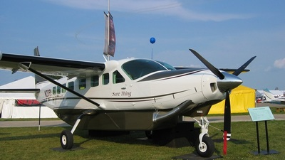 N208Y - Cessna 208B Grand Caravan - Untitled