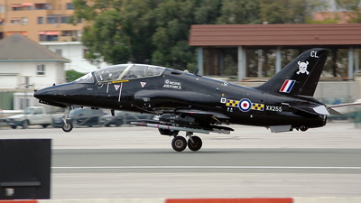 XX255 - British Aerospace Hawk - United Kingdom - Royal Air Force (RAF)