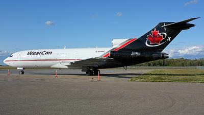 C-GHWC - Boeing 727-22C - WestCan International Airlines