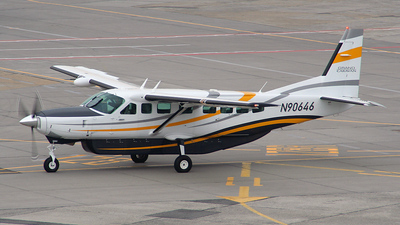 N90646 - Cessna 208B Grand Caravan - Private