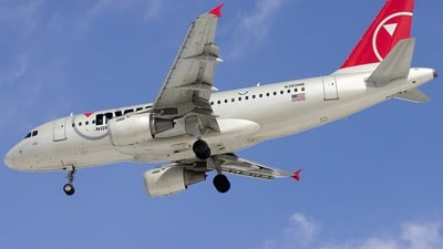 N360NB - Airbus A319-114 - Northwest Airlines