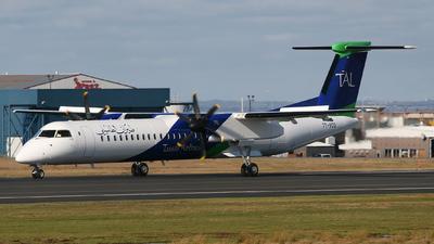 A picture of 7TVCO - De Havilland Canada Dash 8400 - Tassili Airlines - © Barry Shipley