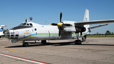 12 - Antonov An-30 - Ukraine - Ministry of Emergency Situations