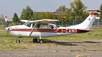 I-CANO - Cessna U206G Stationair - Aeroclub R.Fabbri Ferrara