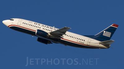 N158AW - Boeing 737-3G7 - US Airways
