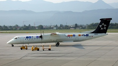 OE-LGC - Bombardier Dash 8-Q402 - Tyrolean Airways
