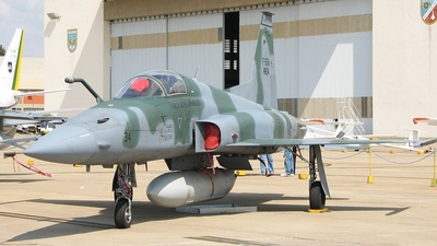 FAB4834 - Northrop F-5EM Tiger II - Brazil - Air Force
