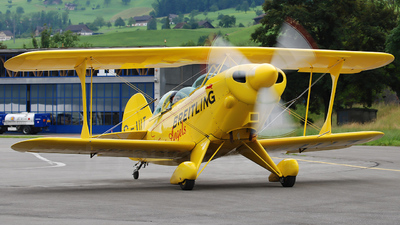 A picture of GIIIT - Pitts S2A Special - [2222] - © Mirko Bleuer