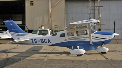 ZS-BCA - Cessna 206H Stationair - Private
