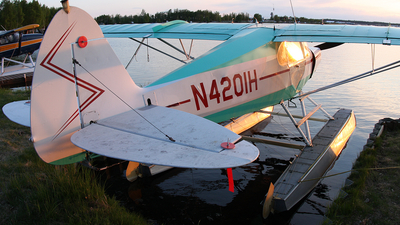 N4201H - Piper PA-14 Cruiser - Private