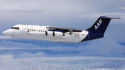 G-LUXE - British Aerospace BAe 146-301 - Facility for Atmospheric Airborne Measurements