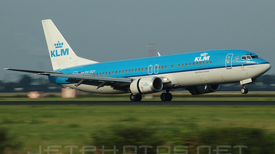 PH-BDY - Boeing 737-406 - KLM Royal Dutch Airlines