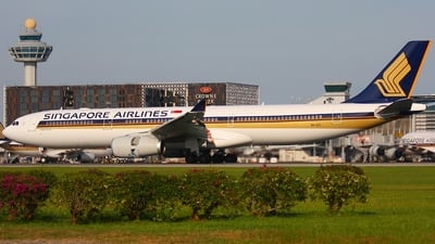 9V-STI - Airbus A330-343 - Singapore Airlines