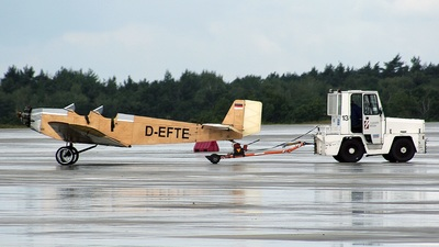 D-EFTE - Klemm Kl-25-1A - Private