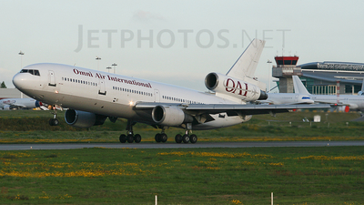 N108AX - McDonnell Douglas DC-10-30 - Omni Air International (OAI)