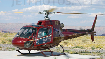 N313LV - Eurocopter AS 350B2 SuperStar - Sundance Air