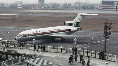 JA8312 - Boeing 727-46 - Japan Airlines (JAL)