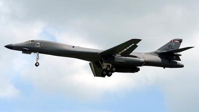 86-0095 - Rockwell B-1B Lancer - United States - US Air Force (USAF)