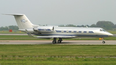 N917W - Gulfstream G-IV - Private