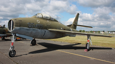 BF-106 - Republic F-84F Thunderstreak - Germany - Air Force