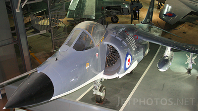 XZ493 - Hawker Siddeley Sea Harrier FRS.1 - United Kingdom - Royal Navy