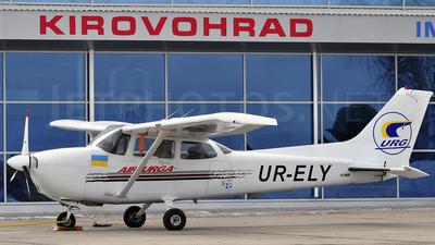 UR-ELY - Cessna 172R Skyhawk - Air Urga